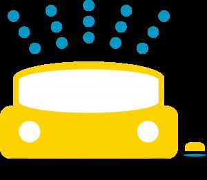 Carwash DHZ pictogram