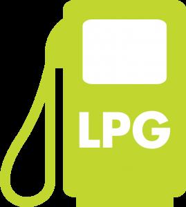 LPG pictogram